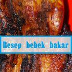 Resep masakan bebek bakar yang kami bagikan kali ini OK banget. Silahkan dicoba deh..