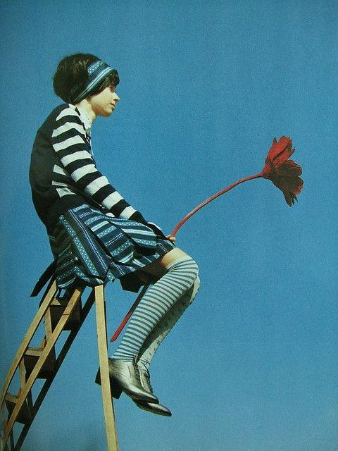 Jane Marple  April / 2008 裝苑 SO-EN fashion magazine