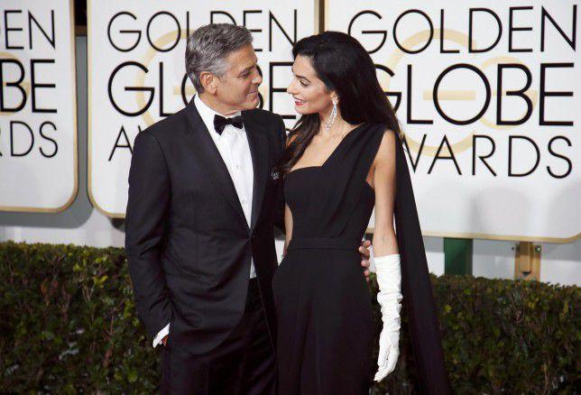 La revista Hello! se disculpa con George Clooney