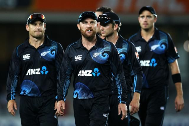 New Zealand Cricket: Punching Above Their Weight: The Black Caps in 2014