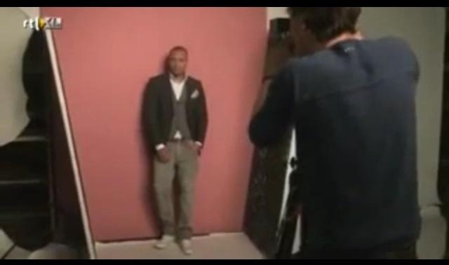 Everon Jackson Hooi: Making Off Castfoto 2012-2013