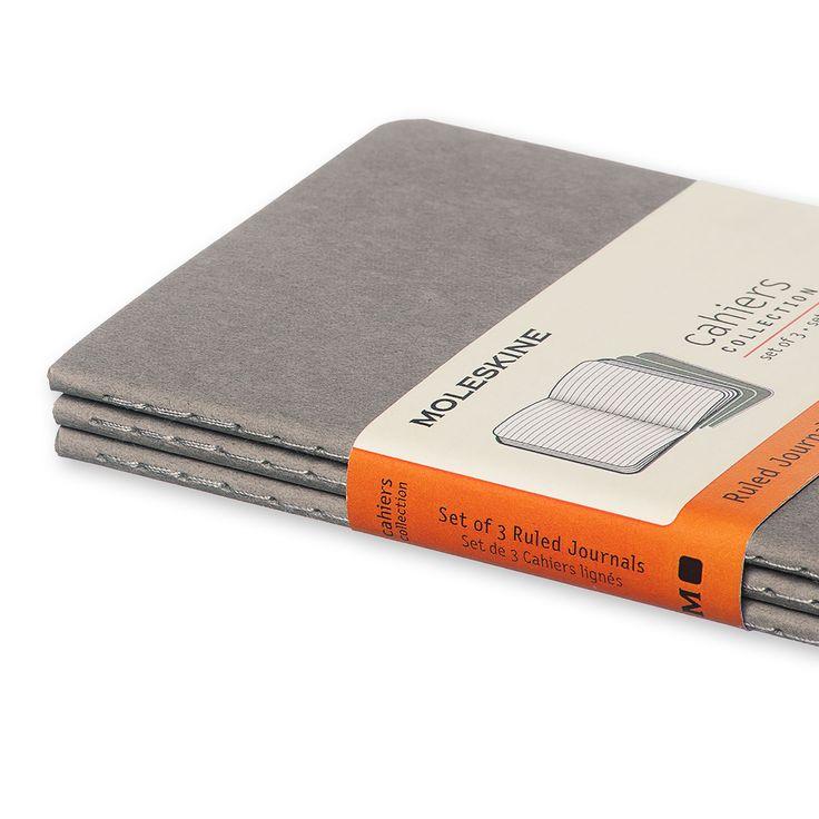 Cahier Journal - Set of 3 | Moleskine Store - Moleskine