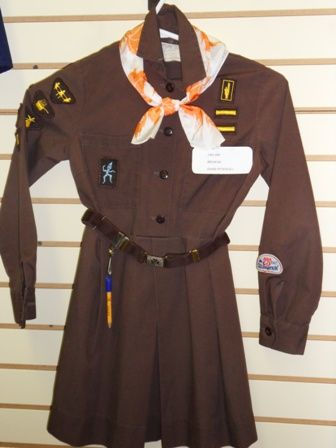 images about Girl Guide Uniforms on Pinterest   Boy scout     My Brownie uniform  style from