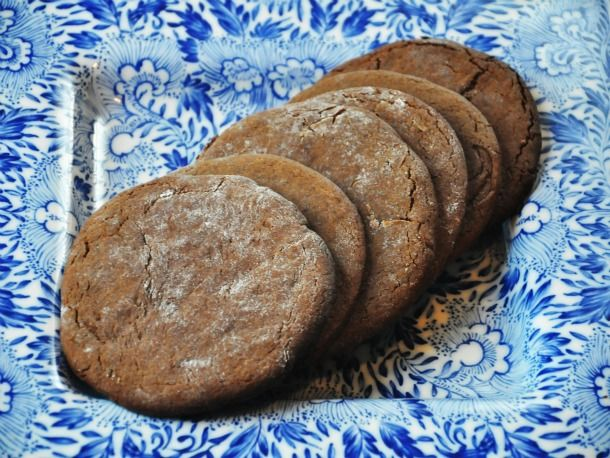 My mom and grandmother made these 200 year old cookies. You'll have to read the history.  Pretty interesting.