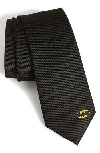 DC Comics Batman Solid Tie available at Nordstrom.