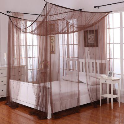 25 best ideas about four poster beds on pinterest 4 poster beds poster beds and 4 post bed. Black Bedroom Furniture Sets. Home Design Ideas