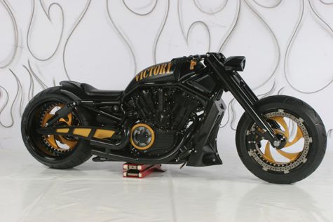 No Limits Custom Victory - Custom Harley Davidson V Rod Motorcycle