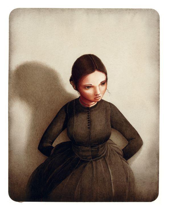 / Rebecca Dautremer | Soie