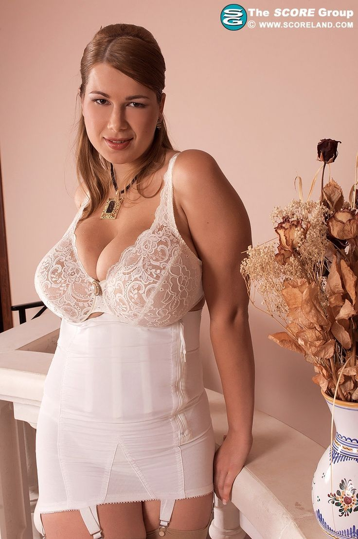 Free big boobs in girdles