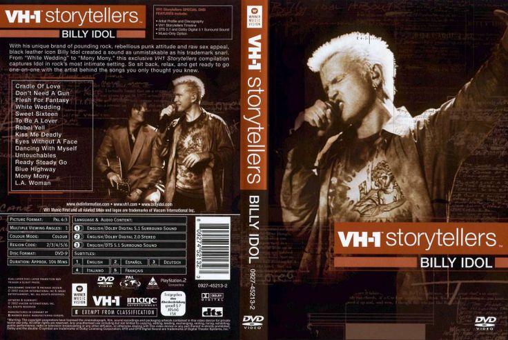 Full DVD The Billy Idol Vh 1 Storytellers