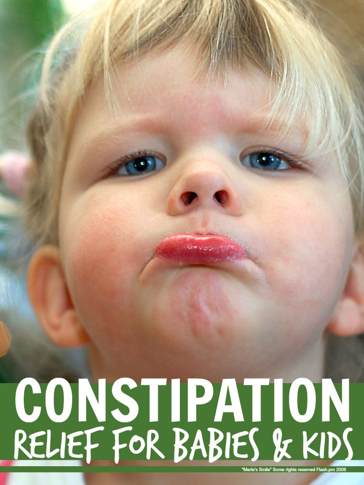 Natural Constipation Relief For Babies Kids Baby Girl