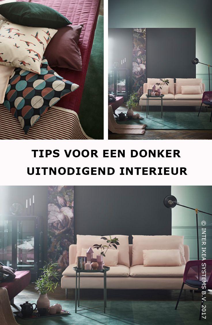 25 beste idee n over donkere meubels op pinterest donkere meubels slaapkamer bruine meubels. Black Bedroom Furniture Sets. Home Design Ideas