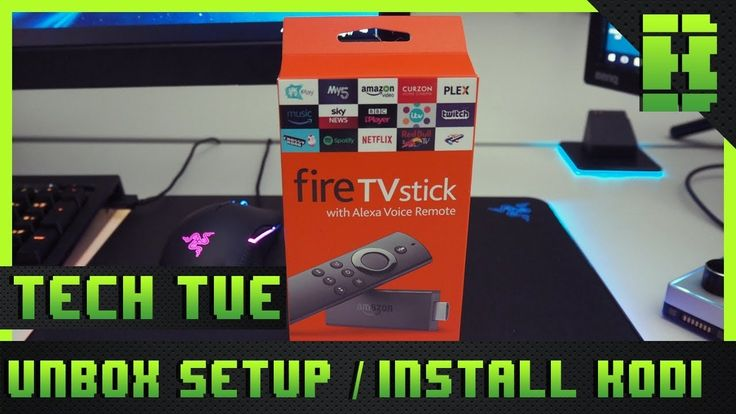 #Review #GamingHardware #TechTues  This is part of my Tech Tuesday Videos where each Tuesday I release videos Reviews Unboxing and Giving my first impressions on how I find them. This week is on the Amazon Fire Stick Kodi Install for the 2017 64bit ARM model. The view goes through the Amazon Fire TV Stick Kodi Install setup using a step by step guide and tutorial. I also do a Amazon Fire TV Stick Unboxing to show you what is include in the package.  Amazon Fire TV Stick 2017…