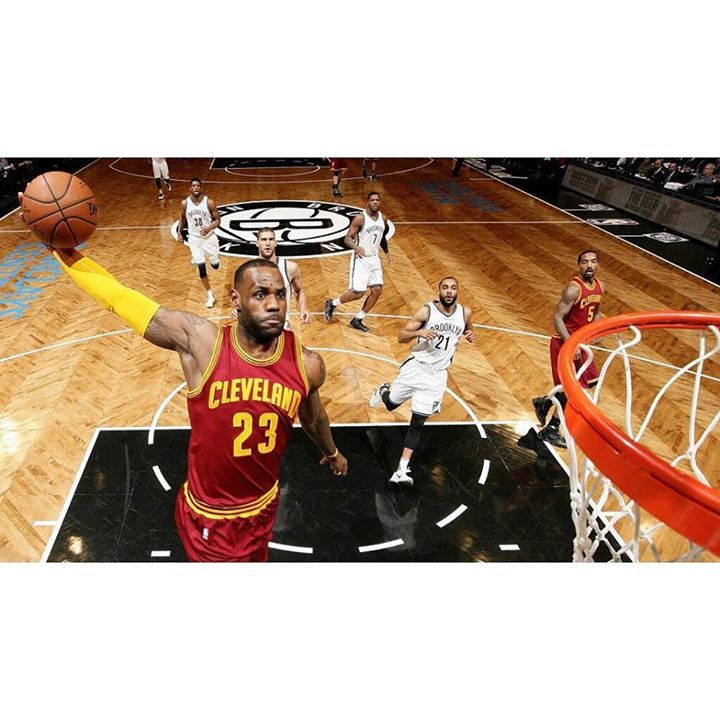 With Kyrie Irving and Kevin Love back in the lineup the 26-8 Cleveland Cavaliers start their 6 game road trip beginning in Brooklyn when they take on the Nets. Cleveland won the first meeting between the two teams 119-99 earlier in the season and have won 8 of their last 10 against the Nets overall. #dhtk #repre23nt #donthatetheking http://ift.tt/2ilsOAX