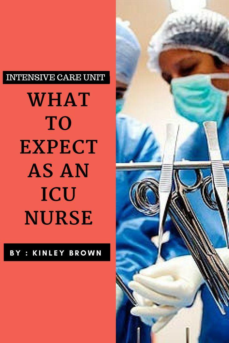 Icu nurse salary job description duties and