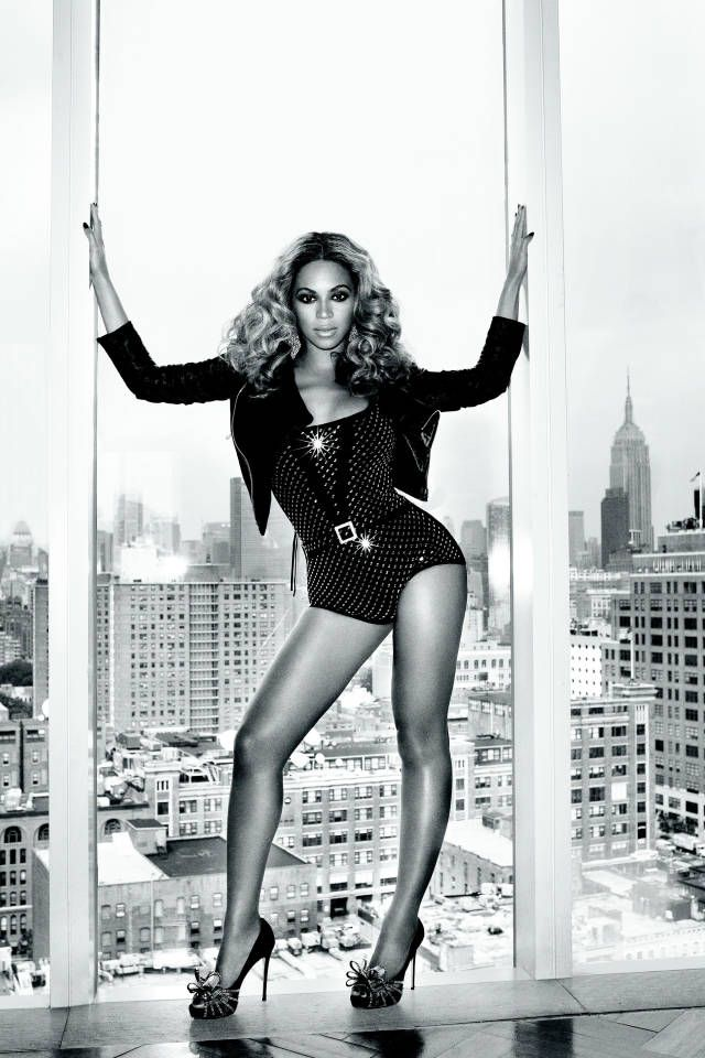 25 extraordinary women who have helped shape feminism over the years: Beyonce