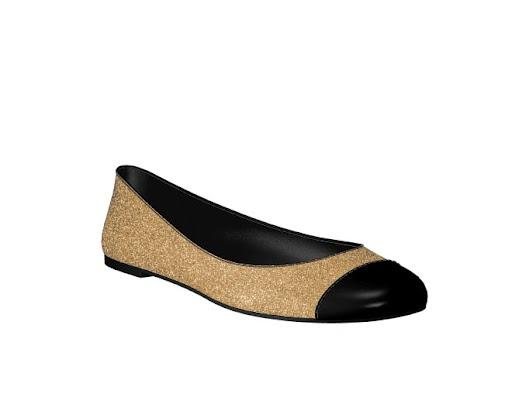 Shiny shoes #shoeofprey