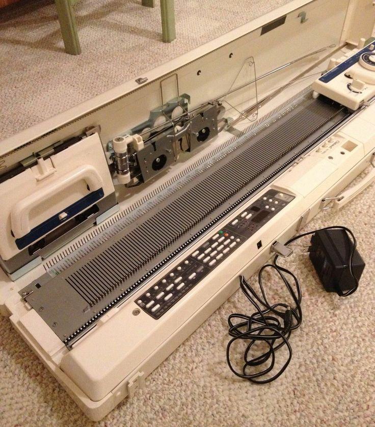 Knitting Machine Programmable : Best knitting machines images on pinterest