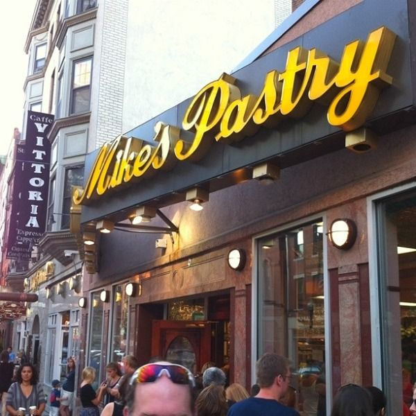Mike's Pastry - North End, Boston, MA.