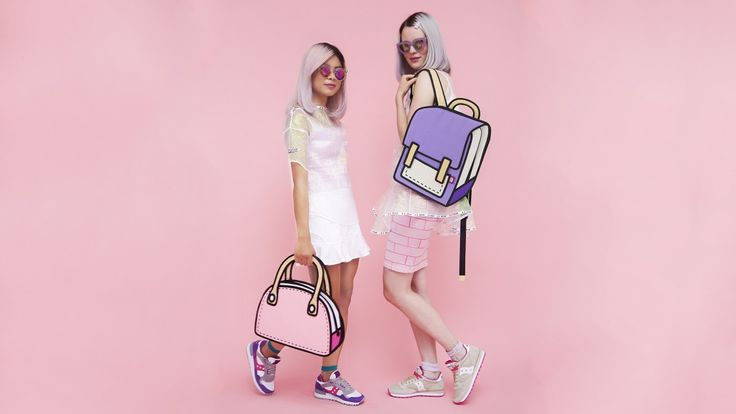 New brand @ KOOLFly: Jump From Paper! Get your bag or wallet and you'll definitely make a difference! #KOOLFly #NewIn #JumpFromPaper #Fashion #style #Bag #Backpack #wallet