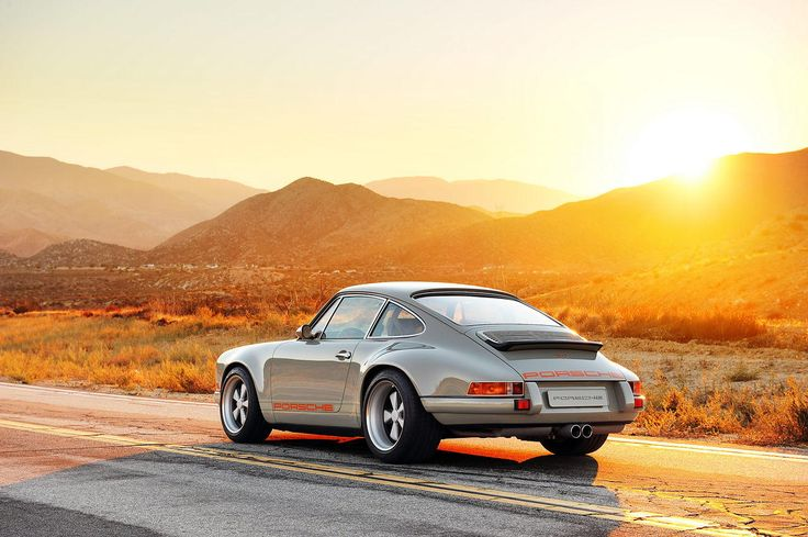 Singer Vehicle Design - Porsche 911 - They take a 1970's 911 and swap out all the crap bits and upgrade them. All rseports have been stunning.