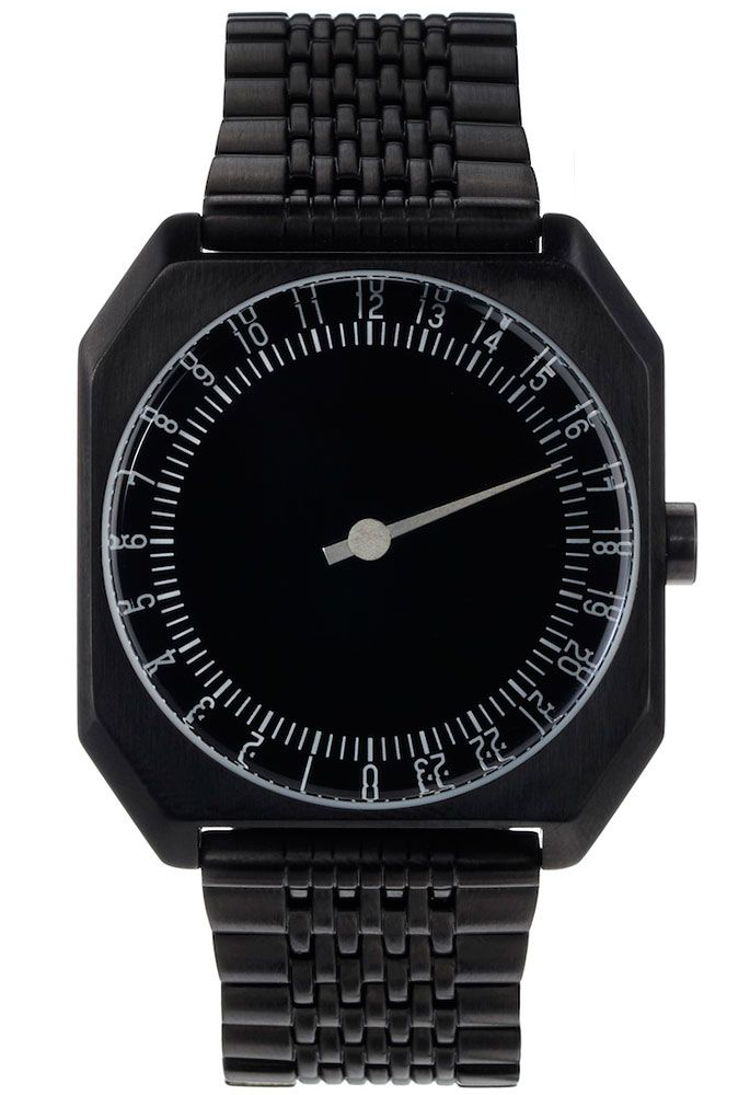 Win a One-Handed Slow Watch  Up to 20 entries per person!  (a $290 value)