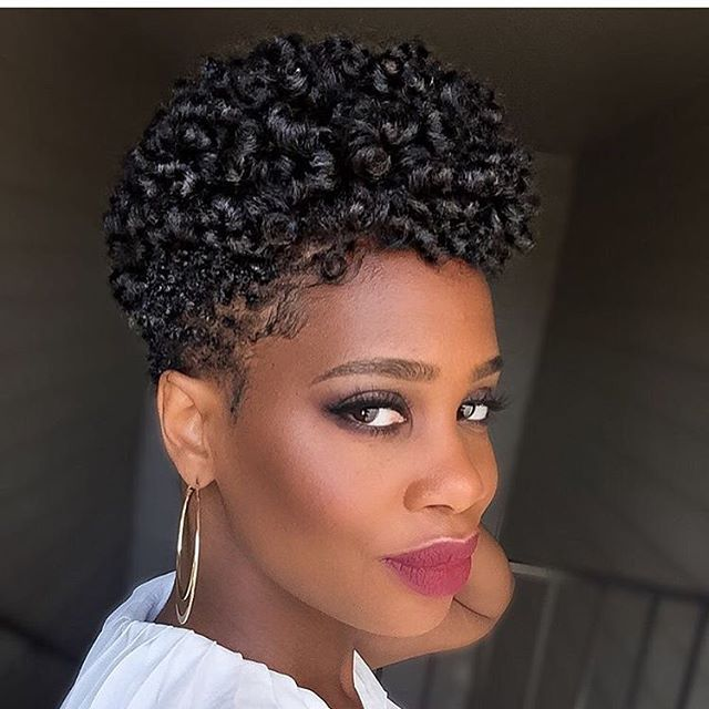 530 Best Images About Short Natural Hair On Pinterest