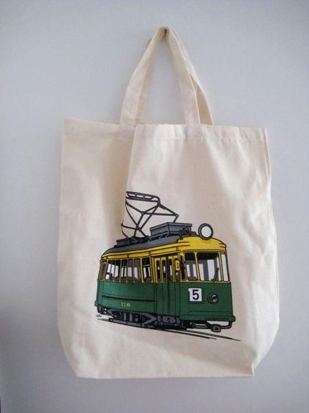 Little Helsinki: Tram ride to stationary shop