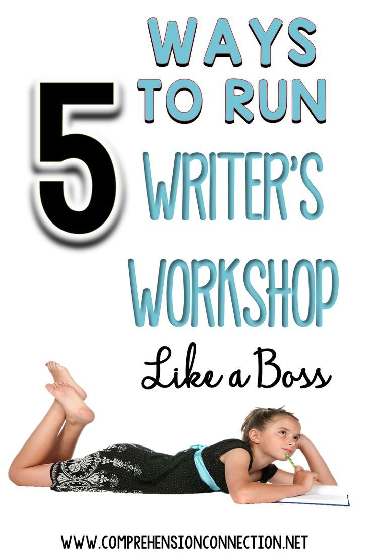 If you're getting started with writer's workshop, you might find these five tips helpful to organizing your writing block. Freebie included.