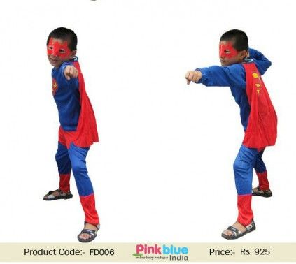 Kids Fancy Dress Costumes - Superhero Costumes, Kids Fancy Dress Outfits, Fancy Dress Themes, Helloween Costumes, Supermen Fancy Costumes, Christmas Fancy Dress Costumes, Fruits Costumes  for Kids for School Fancy Dress Competition