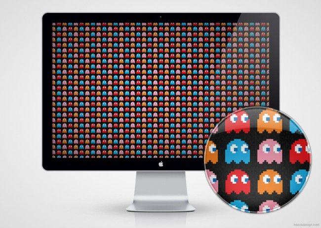 PacMan Fever Wallpaper