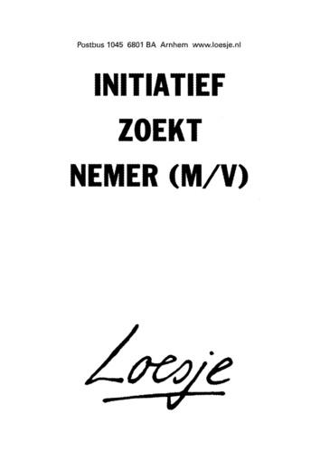 Loesje - Goud van Oud