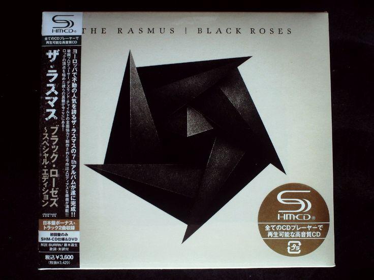>> Click to Buy << Black Roses - The Rasmus Japan CD+DVD Brand New UICO-9043 Region 0 #Affiliate