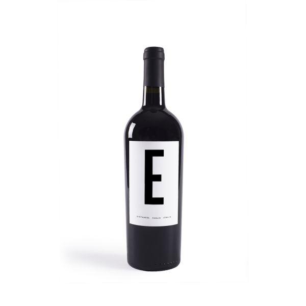 wine red packaging zinfandel italy minimal design redwine