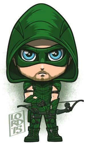 Lord mesa-art Oliver Queen as Green Arrow - Arrow season 4