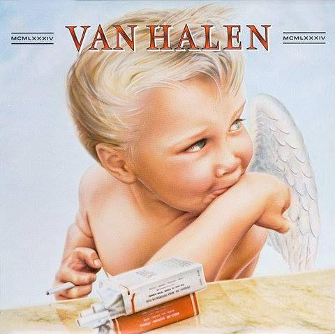 Van Halen -1984 #cover #music