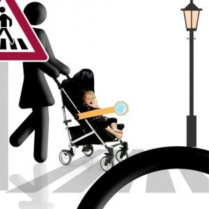 Eyebaby, por la seguridad vial infantil, vía http://blog.babytendence.com/actualidad/dejate-ver-con-eyebaby-es-mas-seguro