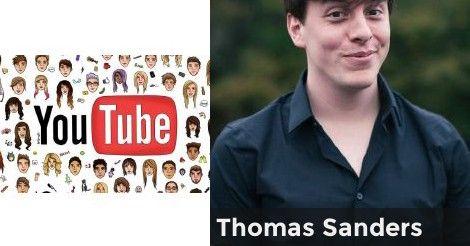 Thomas Sanders   Your Youtube Boyfriend
