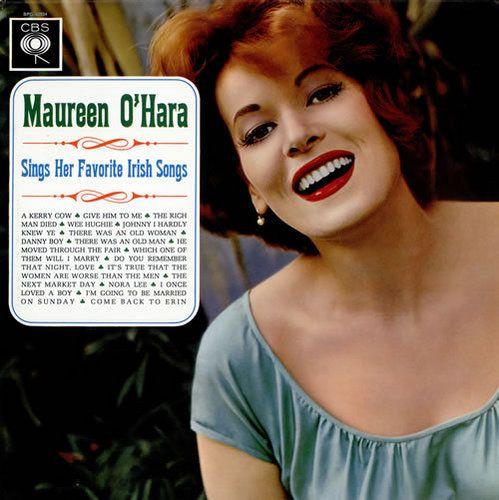 Maureen O'hara  - maureen-ohara Photo: