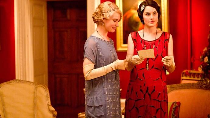 Catch Up: Lady Mary Through the Seasons | Downton Abbey | Programs | Masterpiece | PBS