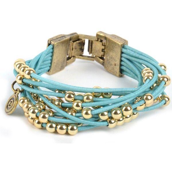 JWLZ armband Dolores Turquoise - https://www.lookinggoodtoday.com/merken/jwlz