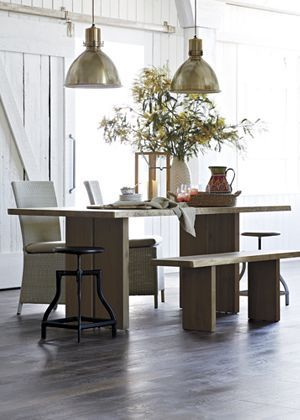 Crate And Barrel Dakota Dining Set