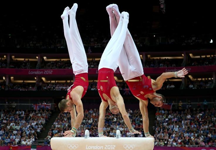 Krisztian Berki,  London 2012 Olympics