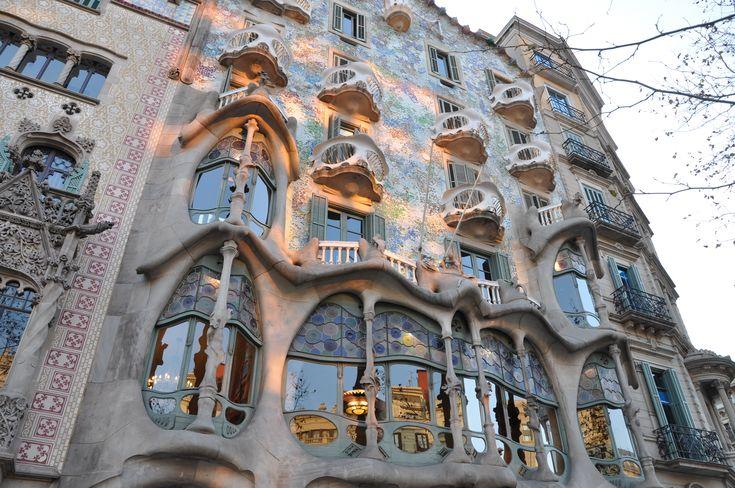 Casa Batllo/Barcelona