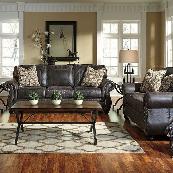 That Furniture Outlet - Minnesota's #1 Furniture Outlet. We have exceptionally low everyday prices in a very relaxed shopping atmosphere. Ashley Breville Charcoal Sofa & Loveseat http://ift.tt/2bbD6DE #thatfurnitureoutlet  #thatfurniture  High Quality. Terrific Selection. Exceptional Prices.