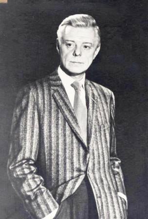 Глеб Стриженов