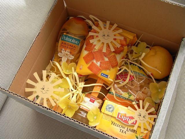 Een doos zonneschijn