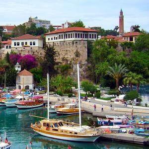 Old Citadel(Kaleici), Antalya