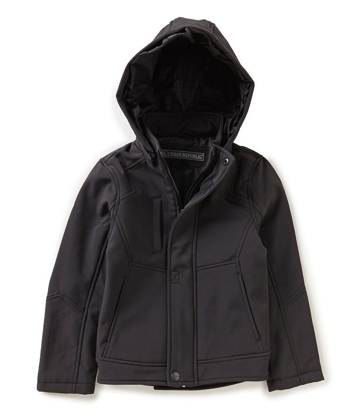 Shop for Urban Republic Little Boys 2T-7 Soft-Shell Jacket at Dillards.com. Visit Dillards.com to find clothing, accessories, shoes, cosmetics & more. The Style of Your Life.