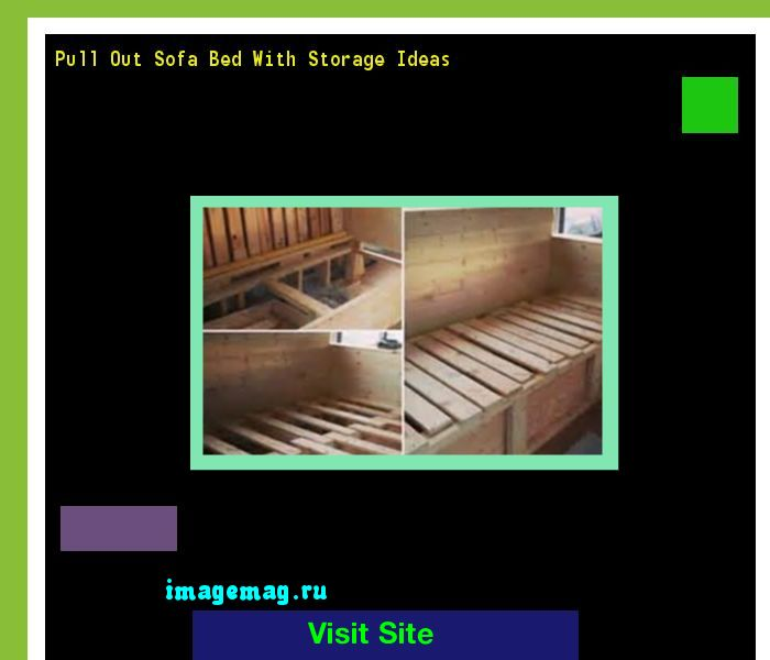 Pull Out Sofa Bed With Storage Ideas 074011 - The Best Image Search